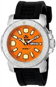 [リアクター]REACTOR  Meltdown 2 Analog Display Japanese Quartz Black Watch 76808 メンズ