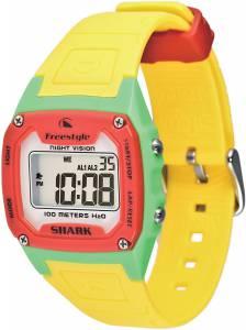[フリースタイル]Freestyle  Shark Rasta Yellow Polyurethane Watch FS80978 ユニセックス