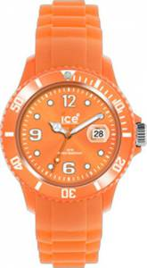 [アイス]Ice  IceWatch Sili Summer Fluo Orange watch #SS.FO.U.S.11 Ice Watch ユニセックス