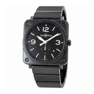 [ベルアンドロス]Bell & Ross 腕時計 BRS-BL-Ceramic/SCE ユニセックス [並行輸入品]