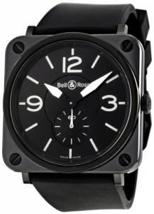 [ベルアンドロス]Bell & Ross 腕時計 BRS-BL-Ceramic/SRB [並行輸入品]