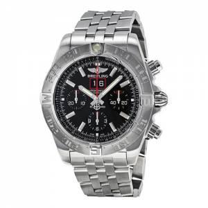 [ブライトリング]Breitling Chronomat Blackbird Analog Display Swiss BTA4436010-BB71SS