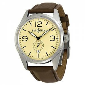 [ベルアンドロス]Bell & Ross Bell and Ross Vintage Watch BRV123-BEI_ESFERA-41 MM