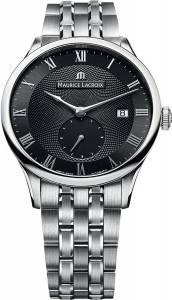 [モーリス ラクロア]Maurice Lacroix Masterpiece Automatic Black Dial ML-MP6907-SS002-310