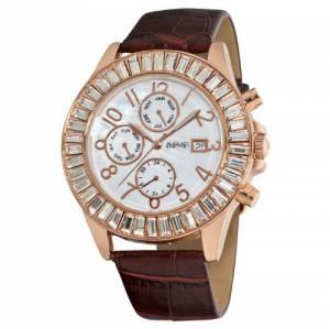 [オーガストシュタイナー]August Steiner 腕時計 Rose Goldtone Watch AS8037RG