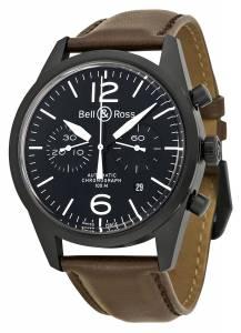[ベルアンドロス]Bell & Ross 腕時計 BRV126-BL-CA/SCA メンズ [並行輸入品]