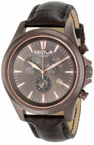 [セクター]Sector  Contemporary 290 Analog Display Quartz Brown Watch R3271690003 メンズ