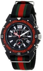 [セクター]Sector 腕時計 Action Analog Display Quartz MultiColor Watch R3271697003 メンズ
