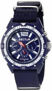 [セクター]Sector 腕時計 EXPANDER Analog Display Quartz Blue Watch R3251197029 メンズ