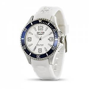 [セクター]Sector 腕時計 Analog Display Quartz White Watch R3251161006 メンズ