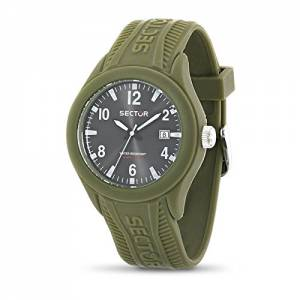 [セクター]Sector 腕時計 Analog Display Quartz Green Watch R3251576006 メンズ