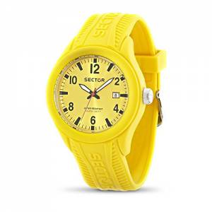 [セクター]Sector 腕時計 Analog Display Quartz Yellow Watch R3251576005 メンズ