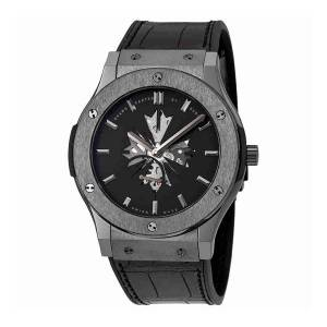 [ウブロ]Hublot  Classic Fusion Shawn Carter Black Dial Watch 515.CM.1040.LR.SHC13 メンズ