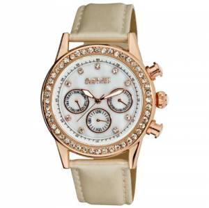 [オーガストシュタイナー]August Steiner 腕時計 Rose Goldtone Watch AS8018WT