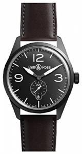 [ベルアンドロス]Bell & Ross 腕時計 BRV 123-BL-CA/SCA メンズ [並行輸入品]