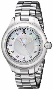 [エベル]EBEL 腕時計 Onde Stainless Steel Watch with Diamond Accents 1216136 レディース