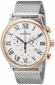 [クロードベルナール]claude bernard Classic Dress Chronograph Analog Display 10217 357RM AR
