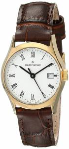 [クロードベルナール]claude bernard Classic Analog Display Swiss Quartz Brown 54003 37J BR