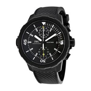 [アイダブルシー]IWC  Aquatimer Chronograph Galapagos Islands Watch IW379502 メンズ