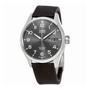 [オリス]Oris  Big Crown ProPilot Black Dial Automatic Watch 01 752 7698 4164 07 5 22 15FC