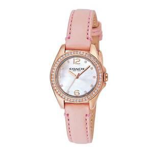 [コーチ]Coach 腕時計 TRISN Analog Dress Quartz Watch 14502176 [並行輸入品]