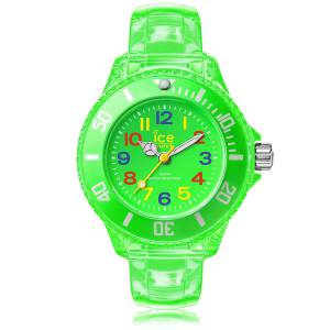 [アイス]Ice 腕時計 / HAPPY / NEON GREEN MINI Ice Happy [並行輸入品]
