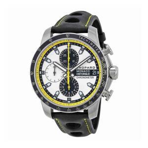 [ショパール]Chopard  Grand Prix de Monaco Silver Dial Chronograph Automatic Watch 168570-3001