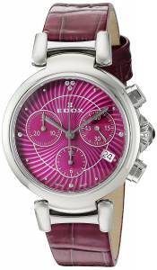 [エドックス]Edox  10220 3C ROIN LaPassion Analog Display Swiss Quartz Pink 10223 37RNCA NIR
