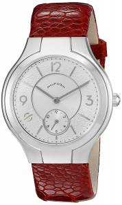 [フィリップ ステイン]Philip Stein  Round Analog Display Japanese Quartz Red 41-FSW-OBLOR