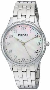 [パルサー]Pulsar  Dress Analog Display Japanese Quartz Silver Watch PH8139 レディース