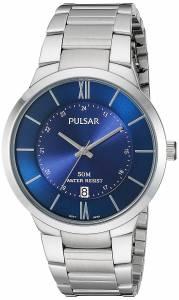 [パルサー]Pulsar 腕時計 Stainless Steel Watch PS9355X メンズ [並行輸入品]
