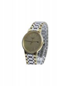 [ロンジン]Longines 腕時計 Presence GoldTone Watch L42202327 [並行輸入品]