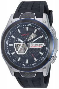 [オリエント]Orient SpeedTech Automatic Analog Display Japanese Automatic Black Watch SDA05002B0