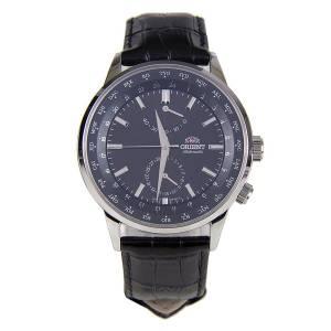 [オリエント]Orient 腕時計 Adventurer Power Reserve Sapphire Black Watch FA06002B SFA06002B