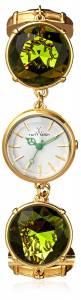 [トイウォッチ]Toy Watch 腕時計 Quartz and Steel/Glass, Color:Green TCC05GR レディース
