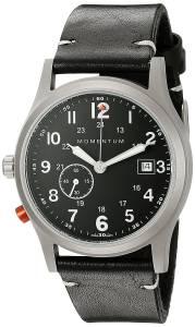 [モーメンタム]Momentum  Pathfinder III Analog Display Swiss Quartz Black Watch 1M-SP60B2B
