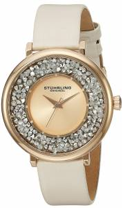 [ステューリングオリジナル]Stuhrling Original Vogue Rose GoldTone Stainless Steel 793.03