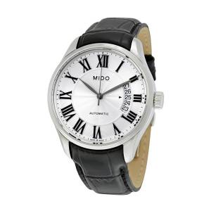 [ミドー]Mido 腕時計 Belluna II Automatic Watch Black Leather Band M024.407.16.033.00