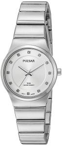 [パルサー]Pulsar 腕時計 'Jewelry' Quartz Stainless Steel Dress Watch PH8199 レディース