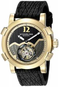[ステューリングオリジナル]Stuhrling Original 'Tourbillon' Mechanical Hand 407A.333X31