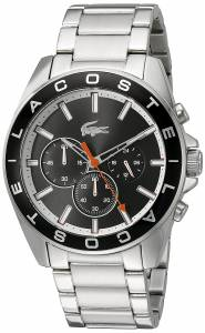 [ラコステ]Lacoste 腕時計 'WESTPOINT' Quartz Stainless Steel Casual Watch 2010855 メンズ