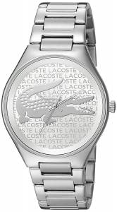 [ラコステ]Lacoste  'VALENCIA' Quartz Stainless Steel Casual Watch 2000931 レディース