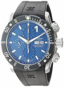 [エドックス]Edox 'Chronoffshore1' Swiss Automatic Stainless Steel and Rubber 01122 3 BUIN