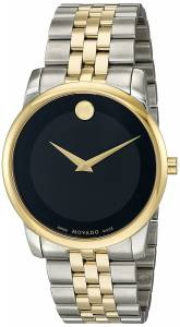 [モバード]Movado 腕時計 Swiss Quartz Stainless Steel Casual Watch 0606899 メンズ