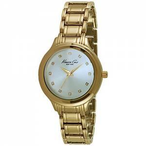 [ケネスコール]Kenneth Cole New York 腕時計 GoldTone Watch 10029557 [並行輸入品]