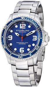 [ステューリングオリジナル]Stuhrling Original Specialty Dive Watches HN593.33 Speciealty
