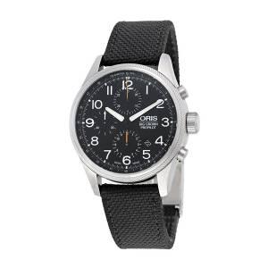 [オリス]Oris Big Crown ProPilot Chronograph Black Dial Black 01 774 7699 4134-07 5 22 15FC