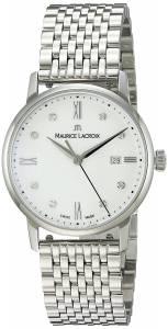 [モーリス ラクロア]Maurice Lacroix 'Eliros' Swiss Quartz Stainless Steel EL1094-SS002-150-1