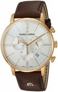 [モーリス ラクロア]Maurice Lacroix 'Eliros' Swiss Quartz GoldTone and EL1098-PVP01-111-1