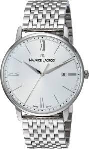 [モーリス ラクロア]Maurice Lacroix 'Eliros' Swiss Quartz Stainless Steel EL1118-SS002-110-2